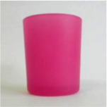 Hot Pink Frosted