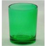 Clear Green Glass