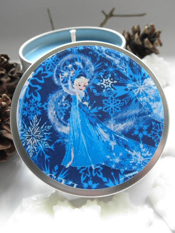 The Snow Queen Travel Tin