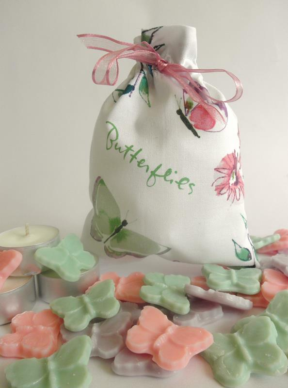 Wildflower and Butterfly Melt Bag